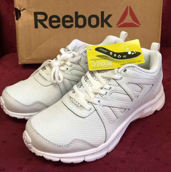 3f1e1139e740 Brand new - Reebok Ortholite kids running shoes - size 1.5 for Sale ...