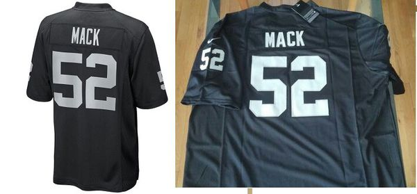 a699f9ced Brand new stitched raiders jersey with tags (Clothing   Shoes) in San  Bernardino