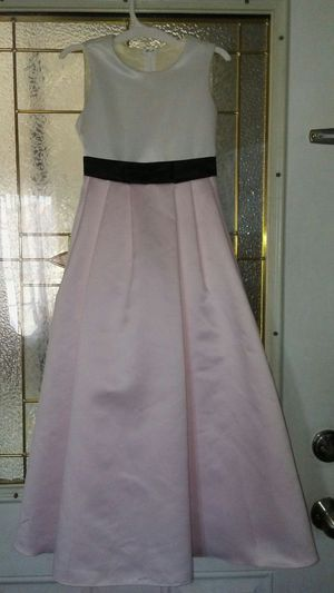 727a99fba1 Girl dress Jessica McClintock designer size 6 for Sale in Torrance