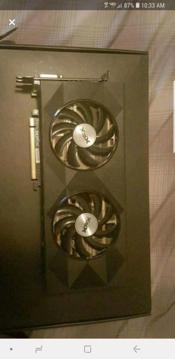 XFX Radeon R9 390 DirectX 12 8gb 512-bit for Sale in Inverness, FL - OfferUp