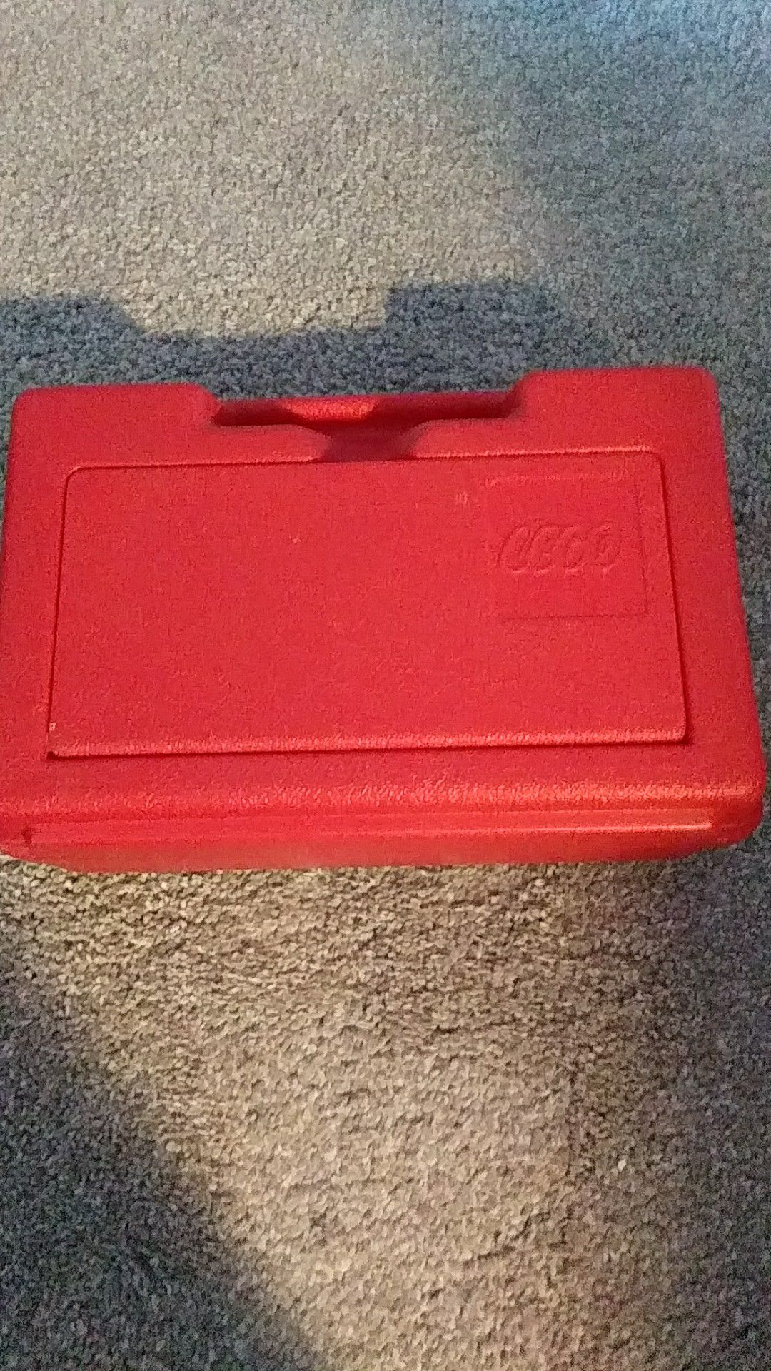 Empty Lego Case