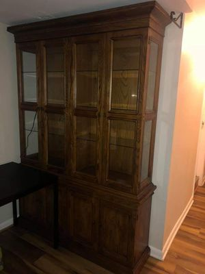 Dinning room table cabinet for Sale in Silver Spring, MD