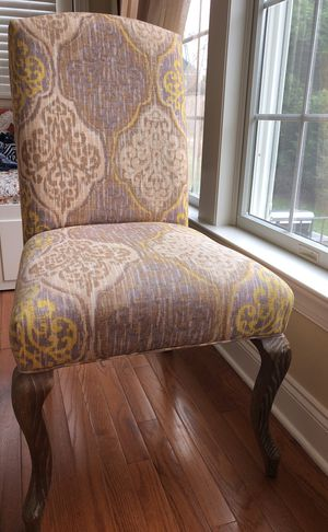 Accent Chair - Like New for Sale in Ashburn, VA