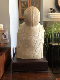Marble Sculpture - Pre WWII Thumbnail