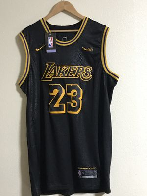 brand new 357da 74dcd New and Used Lakers jersey for Sale in Lithonia, GA - OfferUp