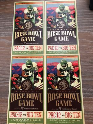 Rose Bowl 2019 Tickets for Sale in Cleveland, OH