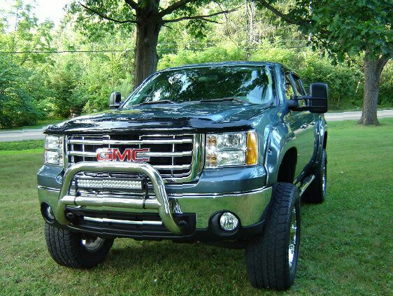 Really Nice Condition 2010 Gmc Sierra 1500 Lifted For Sale In Dublin