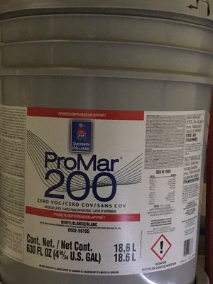 Promar 200 Sherwin Williams Interior Primer For In Rowland Heights Ca Offerup