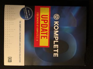 Komplete 10 Update brand new for Sale in Pittsburgh, PA