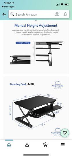 StandUp Desk Riser Thumbnail