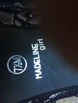 Madeline girl high heal shoes 👠 Thumbnail