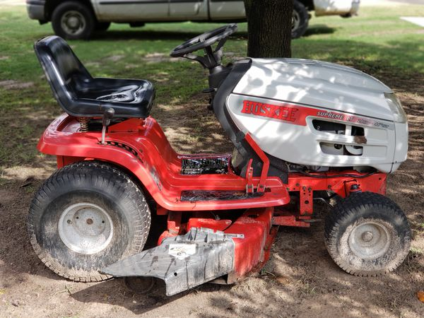 46 Quot Huskee Supreme Lt Riding Lawn Mower For Sale In