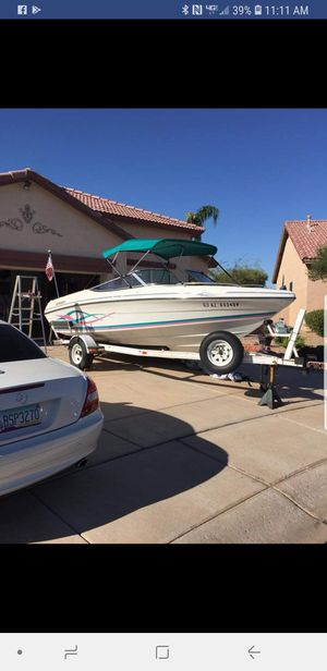 1993 18ft rinker captive for Sale in Phoenix, AZ