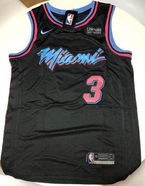 reputable site 25285 70bfe miami heat black vice jersey for Sale in Miami, FL - OfferUp