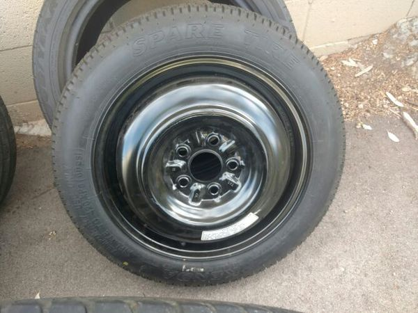 Honda Accord New Spare Tire Donut