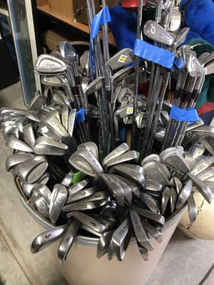 GOLF CLUBS ~ HUNDREDS TO CHOOSE FROM for Sale in Indian Land, SC