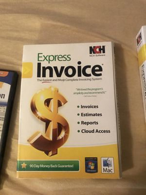 Express invoice for Sale in Lorton, VA