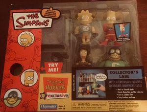 Simpsons collectible toy for Sale in Fresno, CA