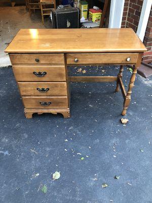 Wooden Desk for Sale in Falls Church, VA