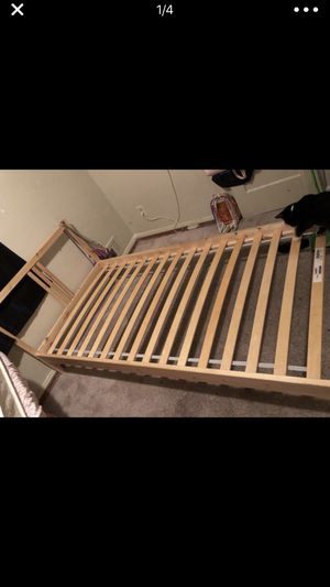 Ikea twin bed frame for Sale in Washington, DC