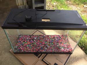 Fish tank for sale $50 for Sale in Gaithersburg, MD