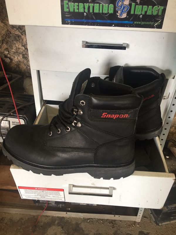 b94fe6185a8 Snap on boots no steel toe size 13 for Sale in Duncanville, TX - OfferUp