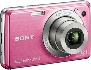 Sony Cyber-Shot DSC-W220/P 12.1 MP Comtpact Digital Camera - Pink for Sale in Pittsburgh, PA