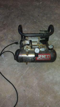 Senco air compressor Thumbnail