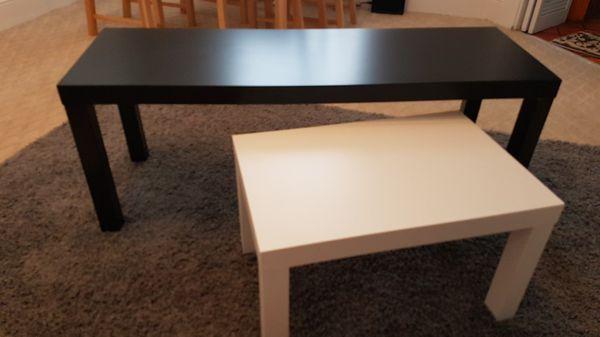 Ikea Lack Nesting Table Set Of 2