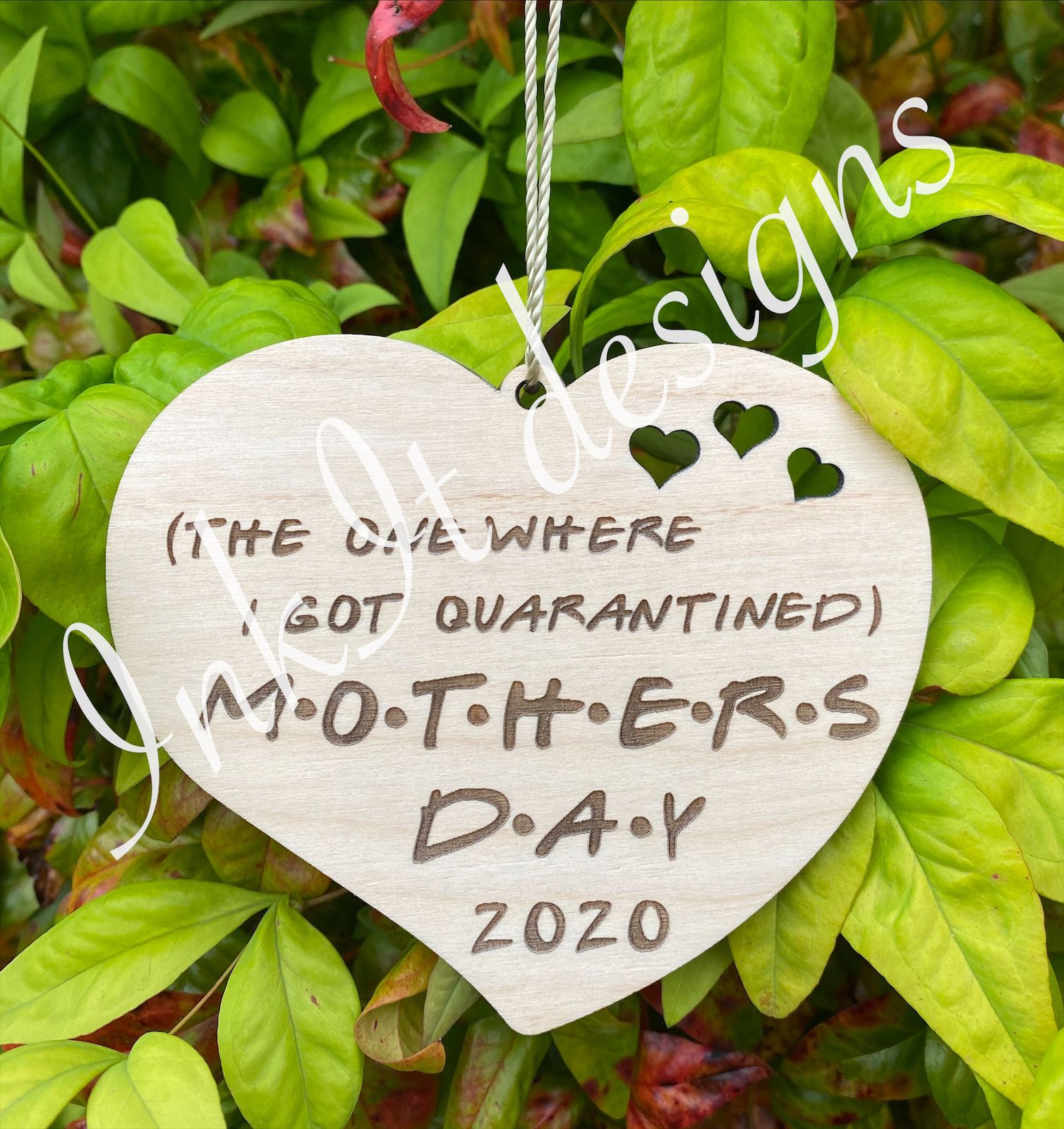 Mother day ornaments