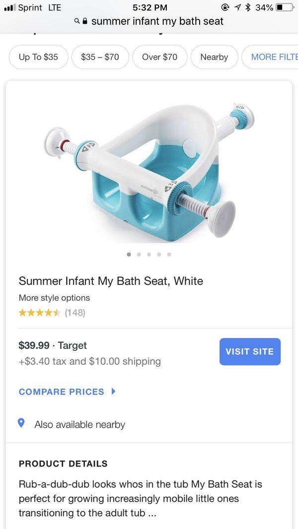 New in box infant bath seat for Sale in La Mesa, CA - OfferUp