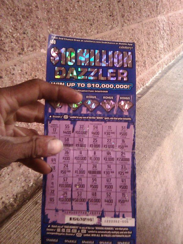 $10MILLION DAZZLER for Sale in Oakland, CA - OfferUp