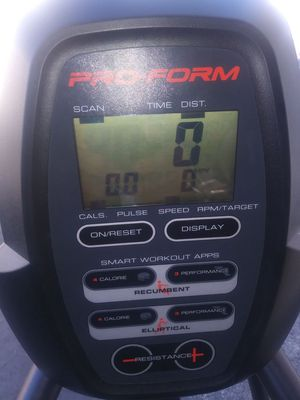 Proform hybrid dual trainer for Sale in Tampa, FL