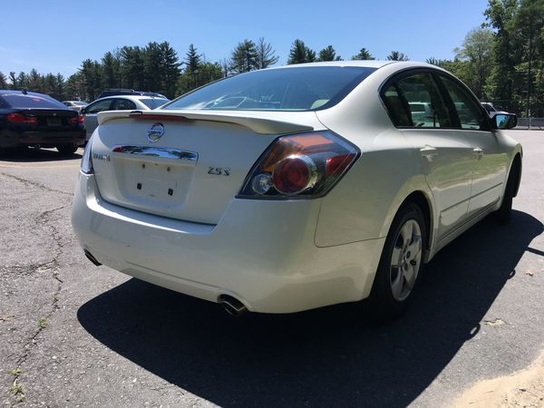 1 Owner 2007 Nissan Altima Fully Loaded No Accident Ever Super Clean Cars Trucks In Nahant Ma Offerup