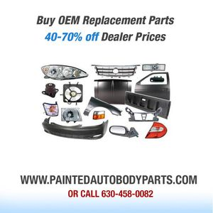 Painted Auto Body Parts Bumper Fender Hood all car parts for Sale in Addison, IL