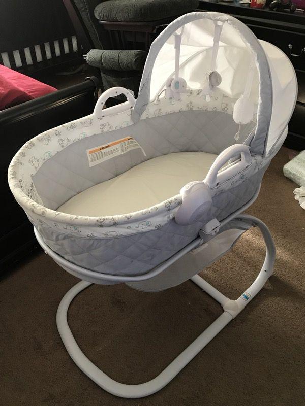 Koala Baby Keep Me Near Bassinet Gray For Sale In Reno Nv Offerup