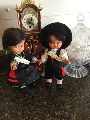 International dolls / A pair of adorable dolls from Spain Selling together as a pair a set for Sale in Lincolnia, VA