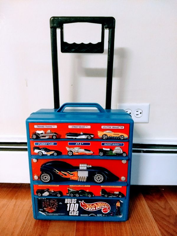 Cars For Sale Private Seller >> Hot wheels 100 cars holder for Sale in Hoffman Estates, IL - OfferUp