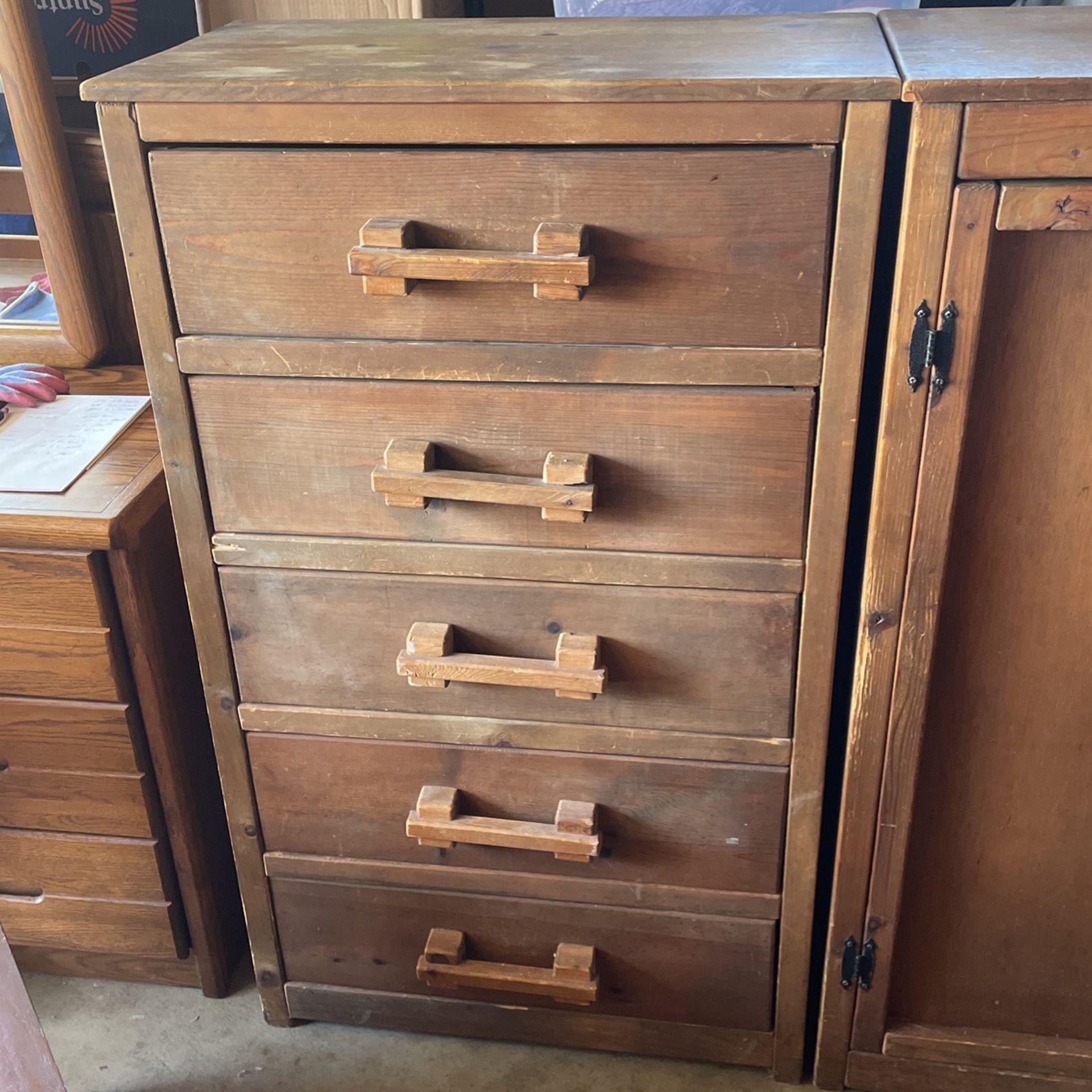 Dresser Drawer &  Closet Shelf
