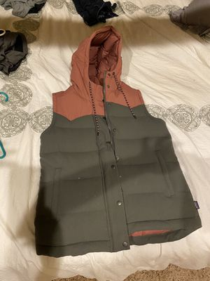 Photo Patagonia (Bivy Hooded Down Vest)
