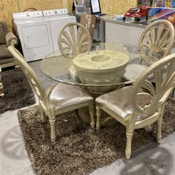 Luxurious Ashley Table Set $299 Thumbnail