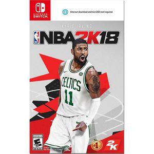 Nintendo Switch - NBA 2k18 for Sale in Alexandria, VA