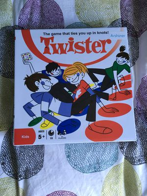 Twister Board Game for Kids for Sale in Chantilly, VA