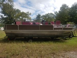 New And Used Pontoon Boats For Sale In Fayetteville Ar Offerup
