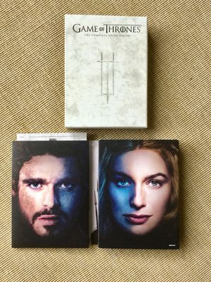 GAME OF THRONES 👑 SESON # 3 Complete 3 rd season 5 DVD disc 🎥📀📀📀📀💿 Excellent MOVIE ! 🍿 for Sale in Lincolnia, VA