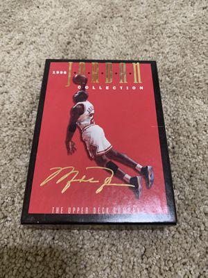 Photo Michael Jordan Upper Deck Jordan Collection 1996 Cards