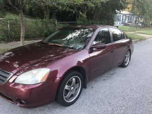 Nissan altima 2002 for Sale in Adelphi, MD