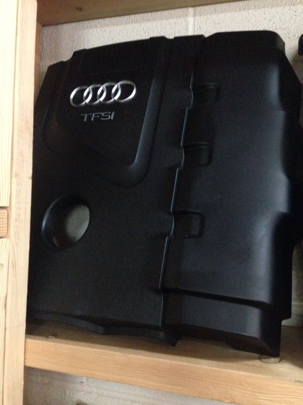 2009 Audi A4 B8 Top Engine Cover For Sale In Ellicott City Md Offerup