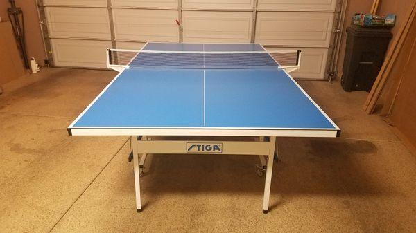 Stiga Xtr Outdoor Table Tennis