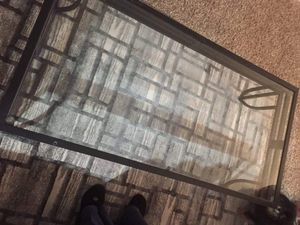 Coffee table and 2 end tables for Sale in Fort Belvoir, VA